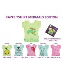 T Shirt Mermaid Edition Kazel